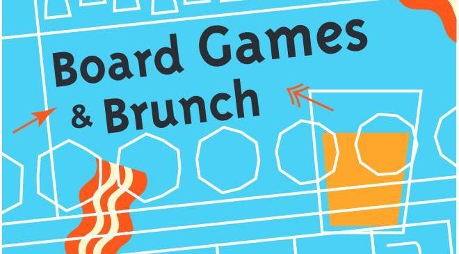Board Games & Brunch